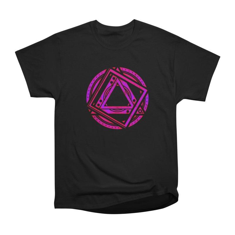 Interstellar Bolt Men's Heavyweight T-Shirt by inbrightestday's Artist Shop