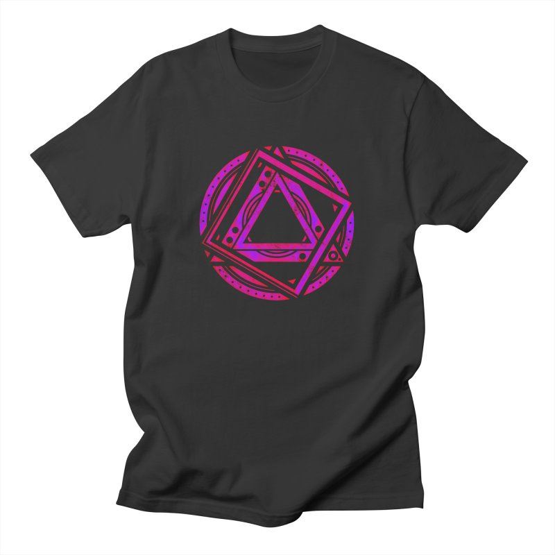 Interstellar Bolt Men's T-Shirt by inbrightestday's Artist Shop