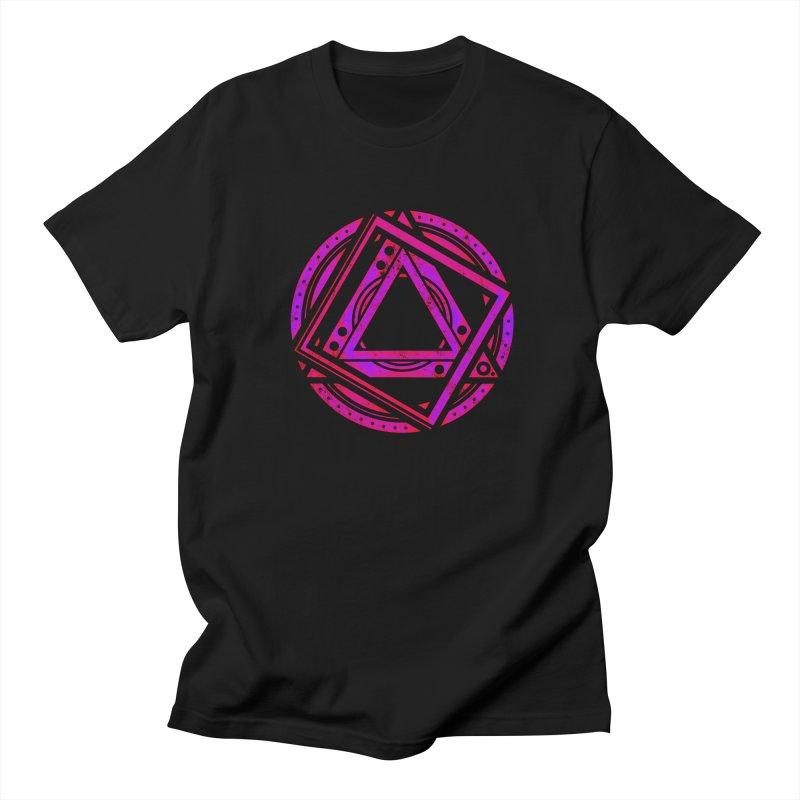 Interstellar Bolt Men's Regular T-Shirt by inbrightestday's Artist Shop