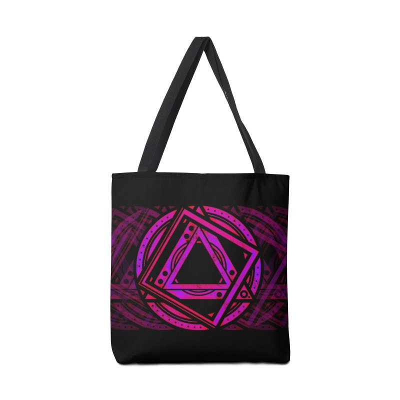 Interstellar Bolt Accessories Tote Bag Bag by inbrightestday's Artist Shop