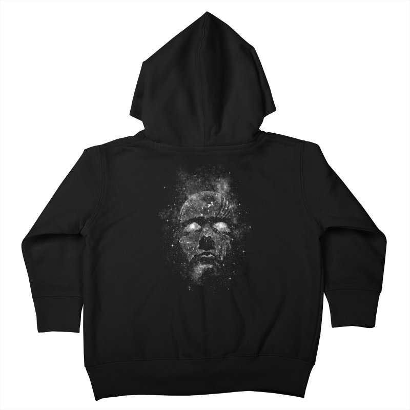 Star Wraith (Unplugged) Kids Toddler Zip-Up Hoody by inbrightestday's Artist Shop