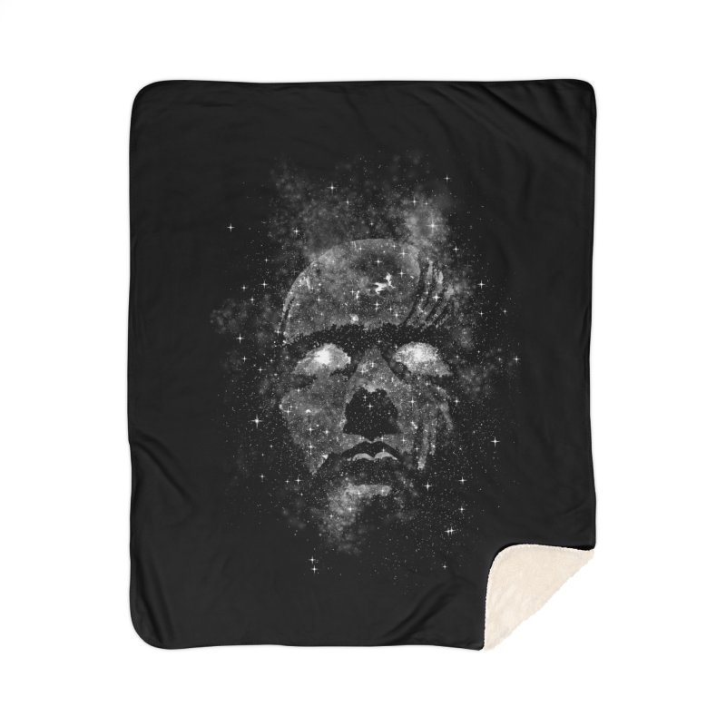 Star Wraith (Unplugged) Home Sherpa Blanket Blanket by inbrightestday's Artist Shop