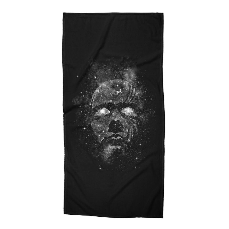 Star Wraith (Unplugged) Accessories Beach Towel by inbrightestday's Artist Shop