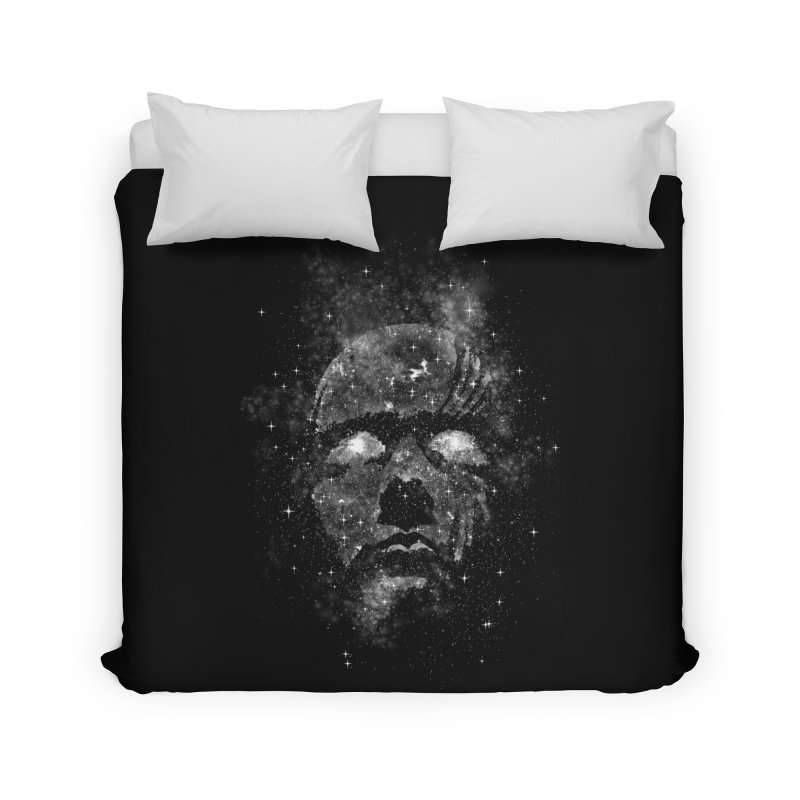 Star Wraith (Unplugged) Home Duvet by inbrightestday's Artist Shop