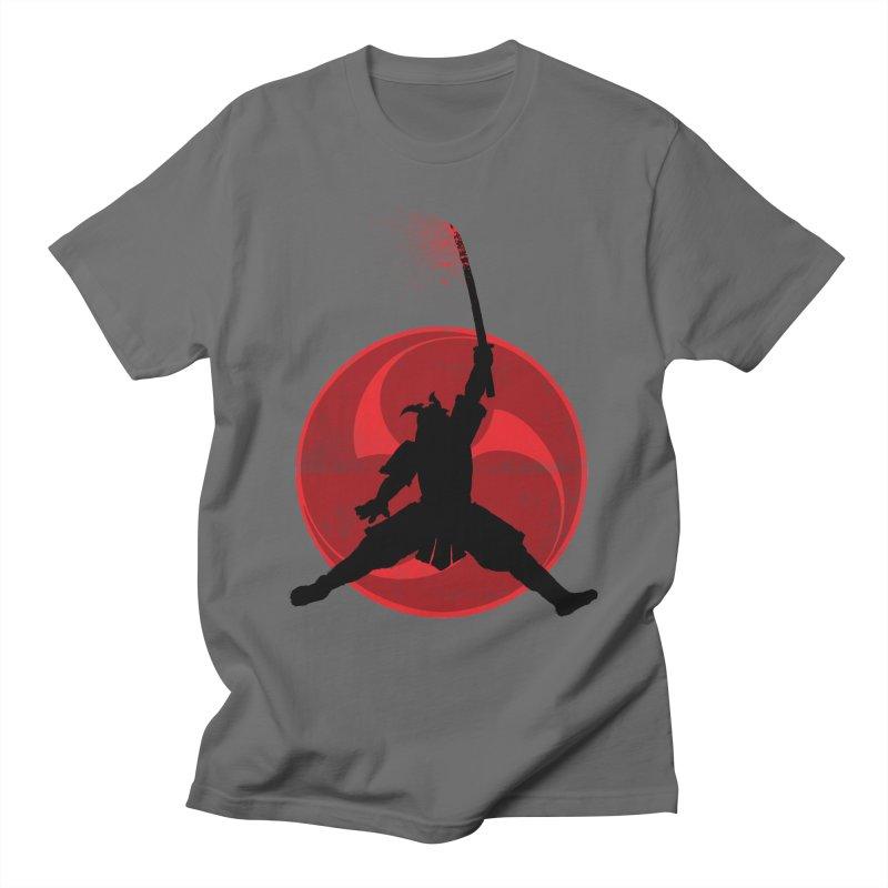 Slamurai Men's T-Shirt by inbrightestday's Artist Shop