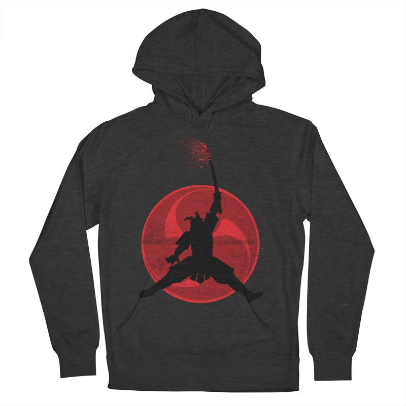 Slamurai Men's Pullover Hoody by inbrightestday's Artist Shop
