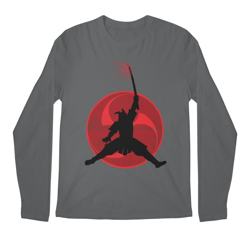 Slamurai Men's Longsleeve T-Shirt by inbrightestday's Artist Shop