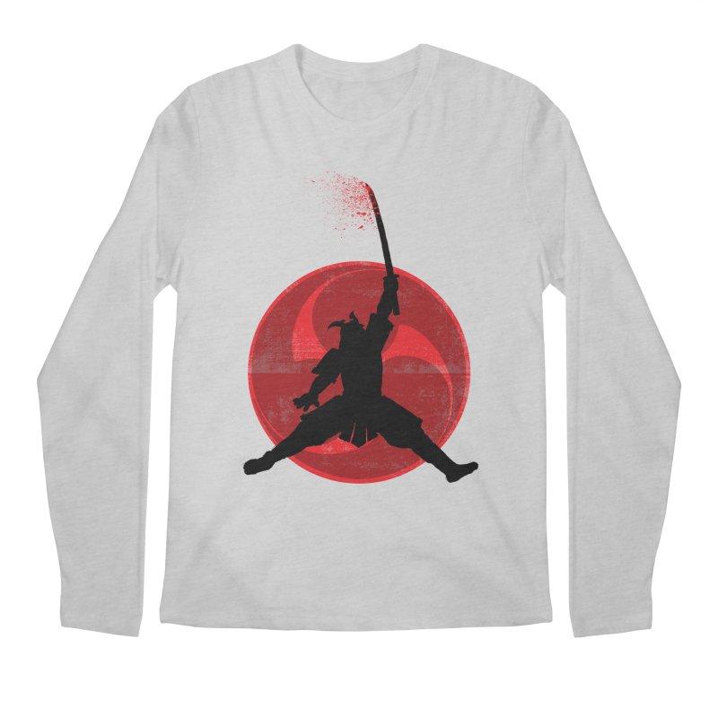 Slamurai Men's Longsleeve T-Shirt by inbrightestday's Artist Shop