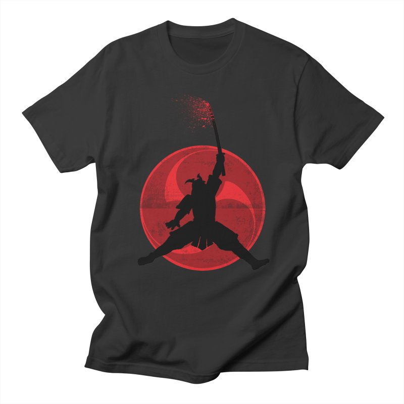 Slamurai Women's Unisex T-Shirt by inbrightestday's Artist Shop