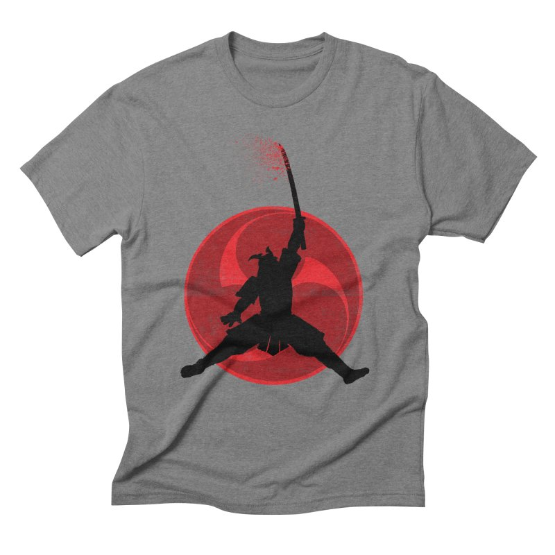 Slamurai Men's Triblend T-Shirt by inbrightestday's Artist Shop