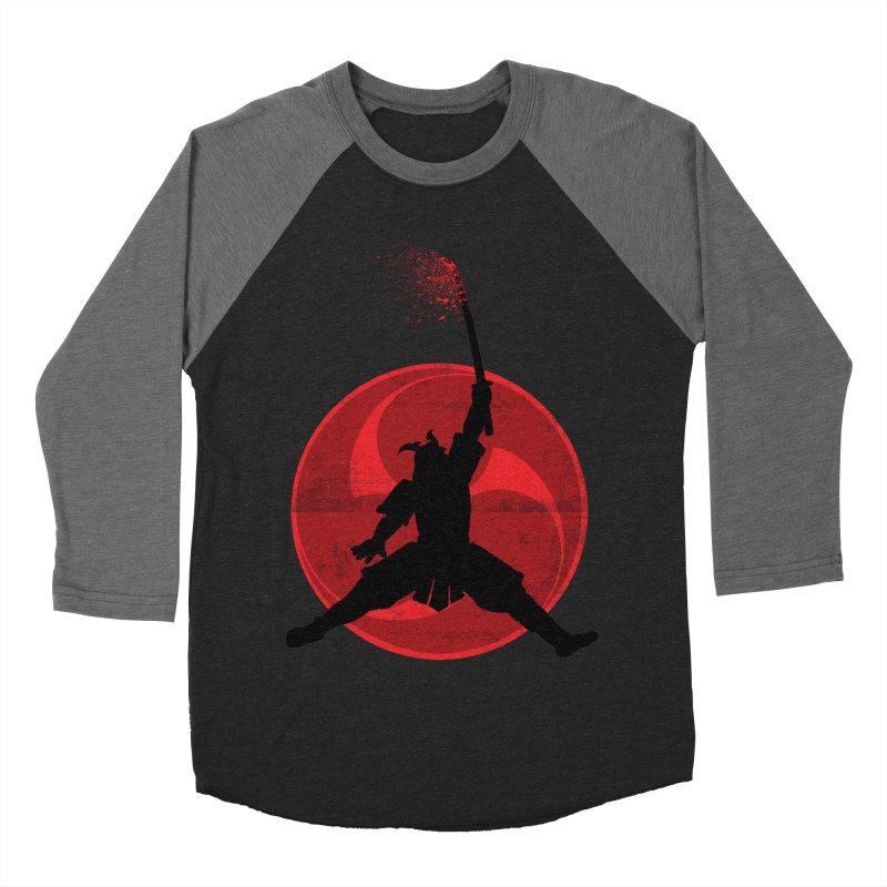 Slamurai Women's Baseball Triblend T-Shirt by inbrightestday's Artist Shop