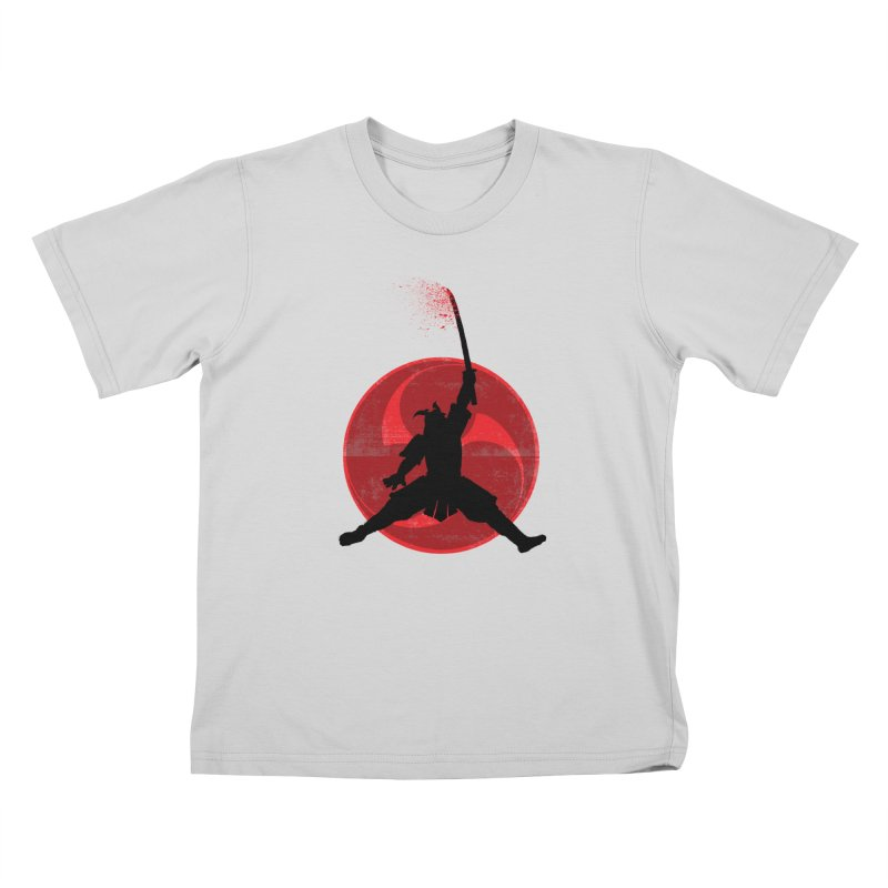 Slamurai Kids T-Shirt by inbrightestday's Artist Shop
