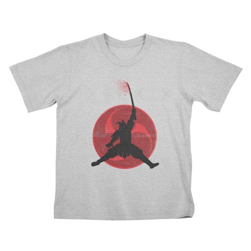 Slamurai Kids T-Shirt by inbrightestday's Artist Shop