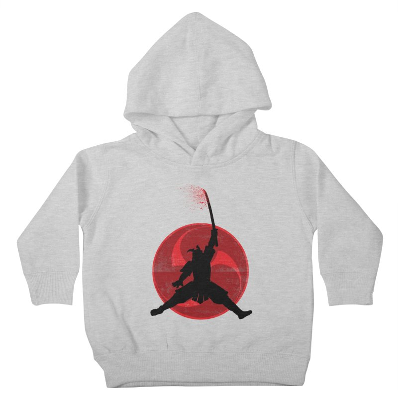 Slamurai Kids Toddler Pullover Hoody by inbrightestday's Artist Shop
