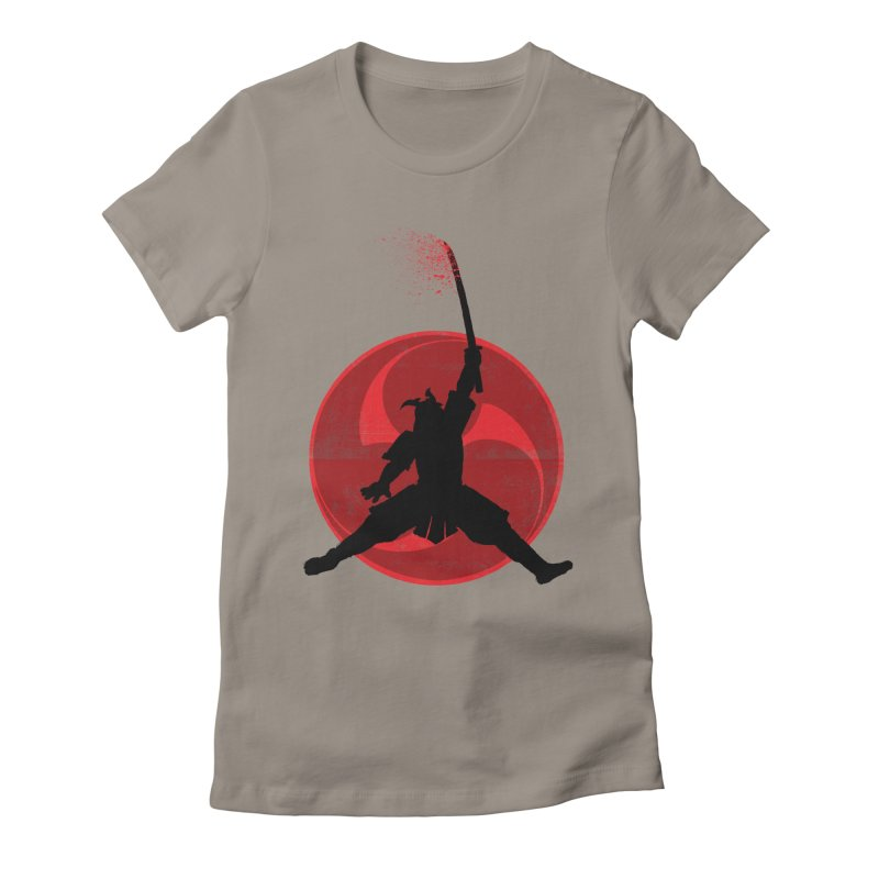 Slamurai Women's T-Shirt by inbrightestday's Artist Shop