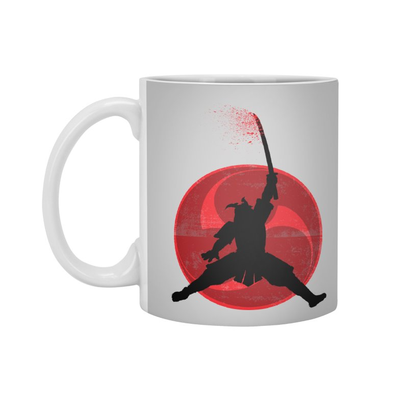 Slamurai Accessories Standard Mug by inbrightestday's Artist Shop