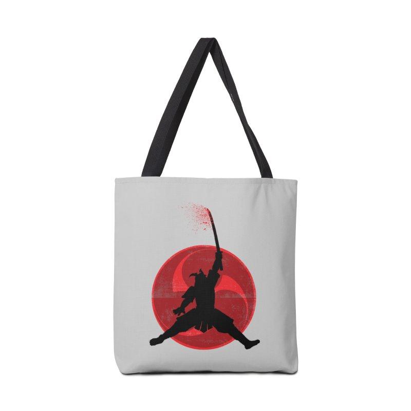 Slamurai Accessories Bag by inbrightestday's Artist Shop