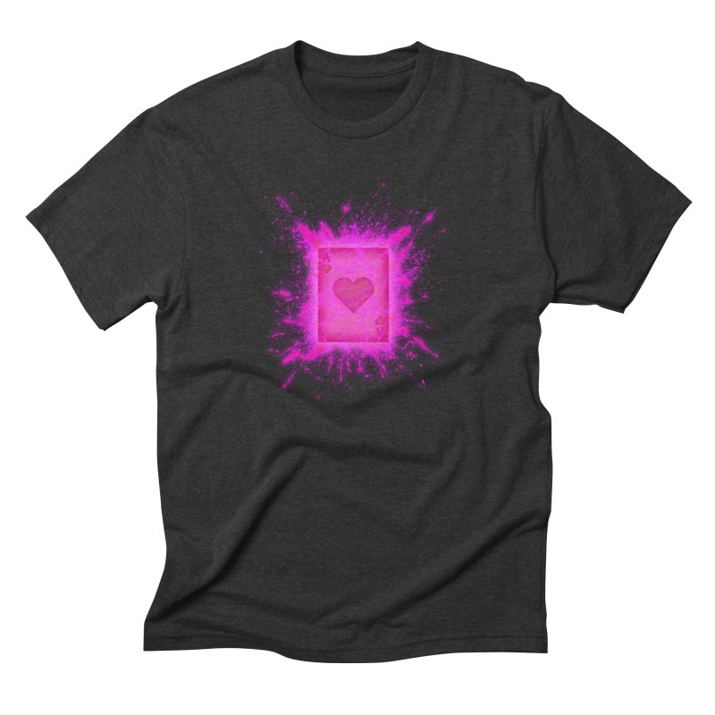 Kinetic Men's Triblend T-Shirt by inbrightestday's Artist Shop