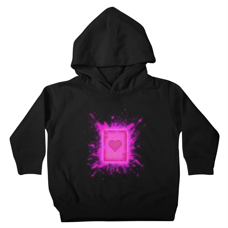 Kinetic Kids Toddler Pullover Hoody by inbrightestday's Artist Shop