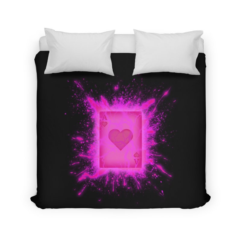 Kinetic Home Duvet by inbrightestday's Artist Shop