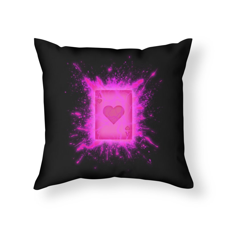 Kinetic Home Throw Pillow by inbrightestday's Artist Shop
