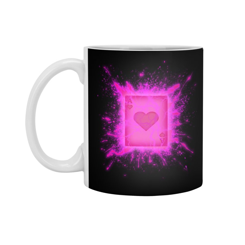 Kinetic Accessories Standard Mug by inbrightestday's Artist Shop