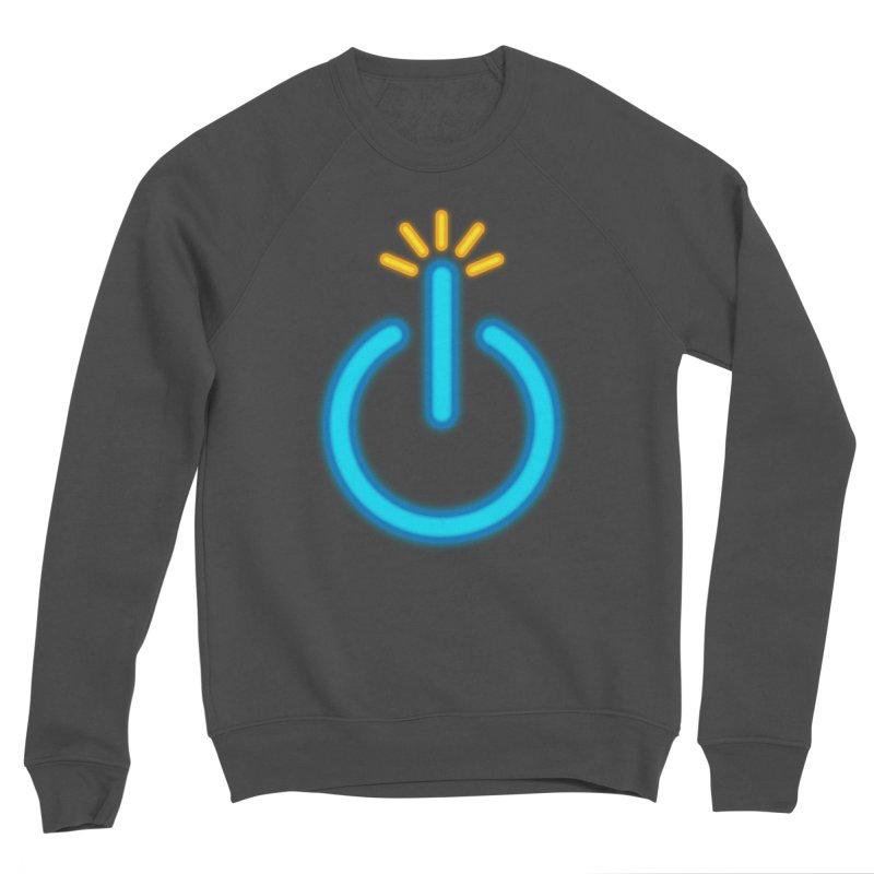 Powerbomb Women's Sponge Fleece Sweatshirt by inbrightestday's Artist Shop