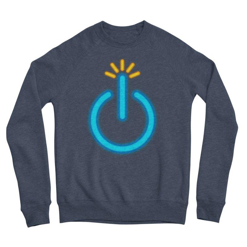 Powerbomb Men's Sponge Fleece Sweatshirt by inbrightestday's Artist Shop