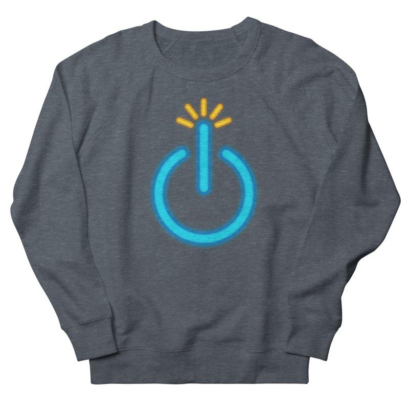 Powerbomb Men's Sweatshirt by inbrightestday's Artist Shop