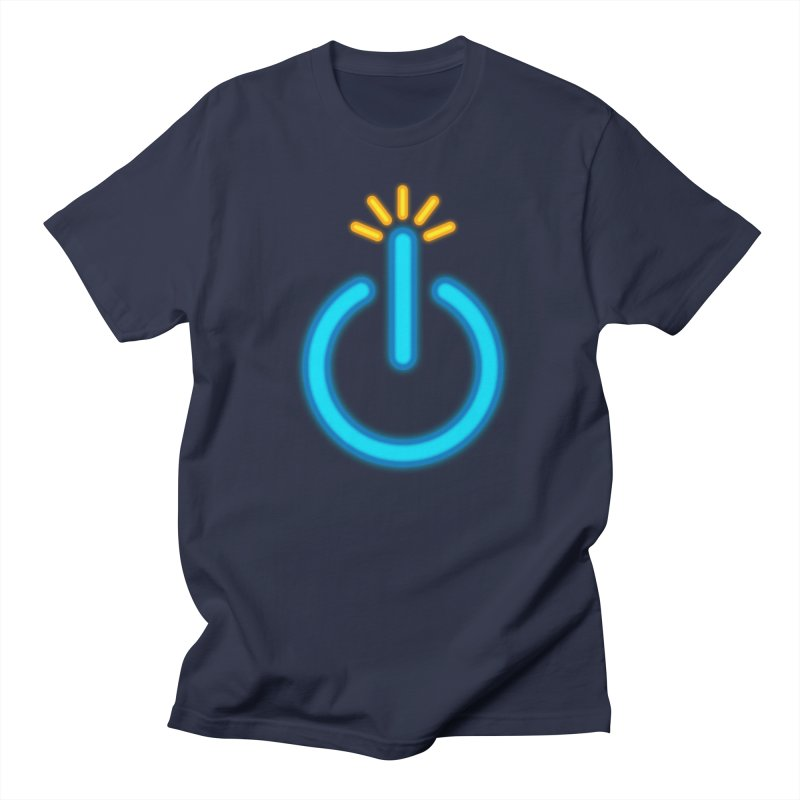 Powerbomb Men's Regular T-Shirt by inbrightestday's Artist Shop