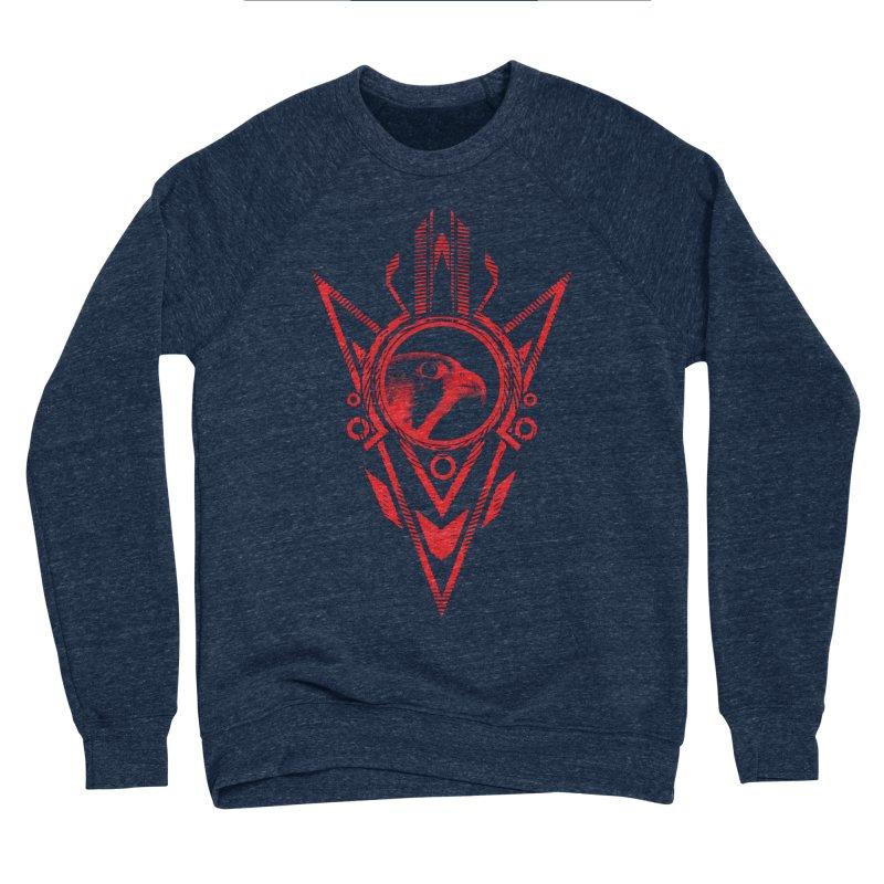 Arrow of the Falcon Men's Sponge Fleece Sweatshirt by inbrightestday's Artist Shop