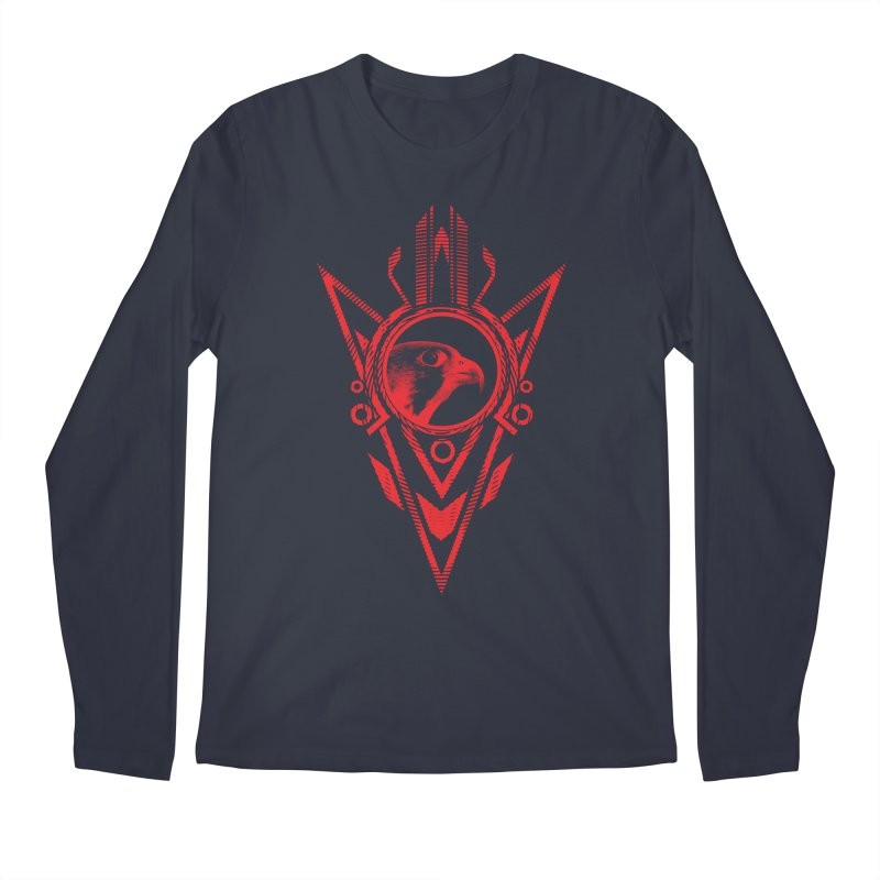 Arrow of the Falcon Men's Regular Longsleeve T-Shirt by inbrightestday's Artist Shop