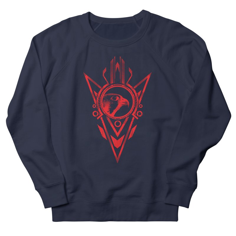 Arrow of the Falcon Men's French Terry Sweatshirt by inbrightestday's Artist Shop