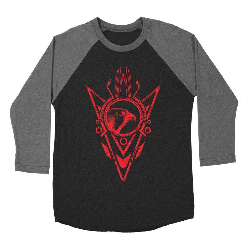 Arrow of the Falcon Women's Baseball Triblend Longsleeve T-Shirt by inbrightestday's Artist Shop