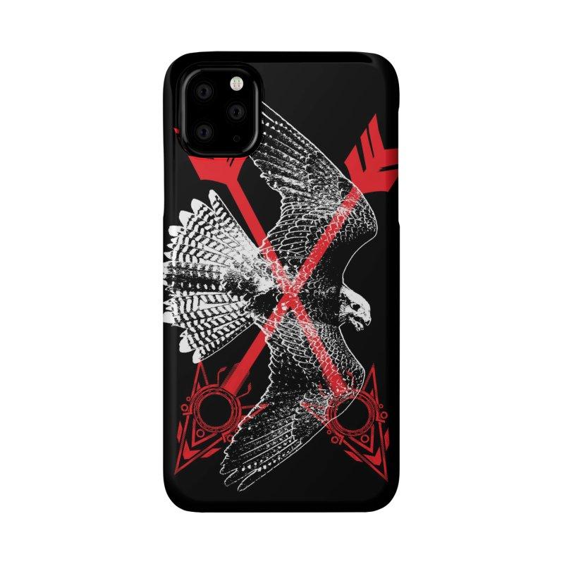 Falcon Arrows Accessories Phone Case by inbrightestday's Artist Shop