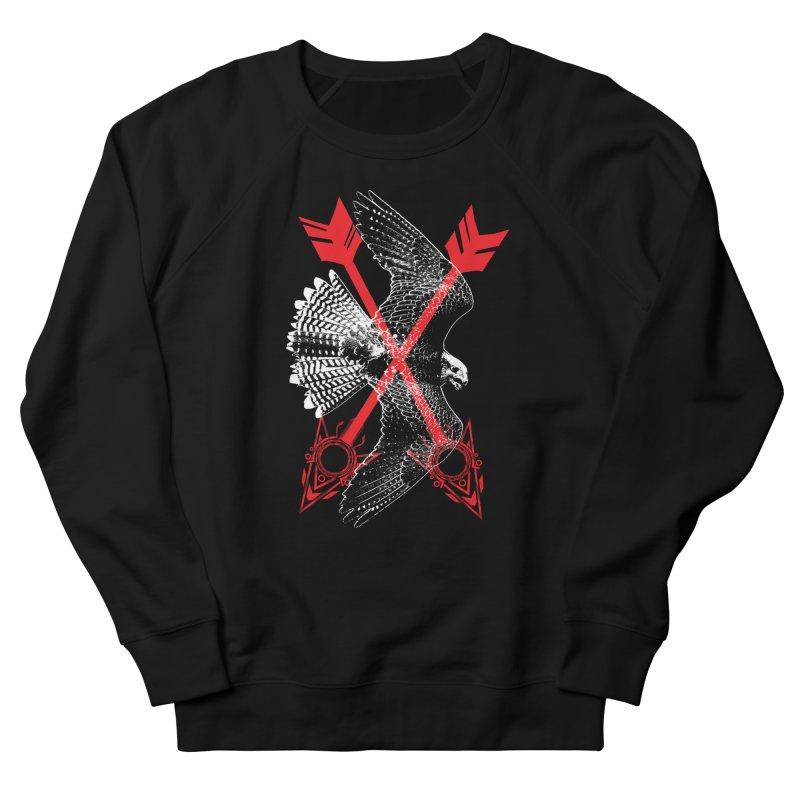 Falcon Arrows Men's Sweatshirt by inbrightestday's Artist Shop