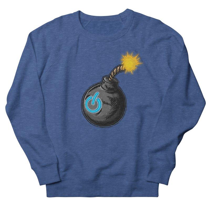 Bomb of Power Men's Sweatshirt by inbrightestday's Artist Shop