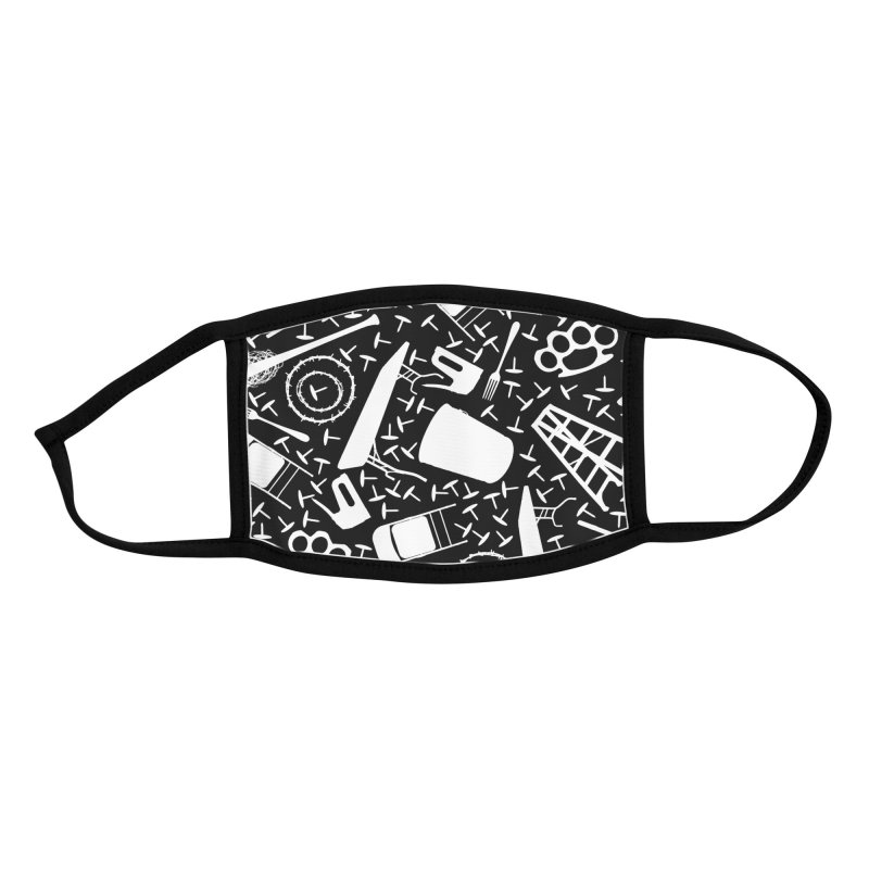 Choose Your Weapon Accessories Face Mask by inbrightestday's Artist Shop