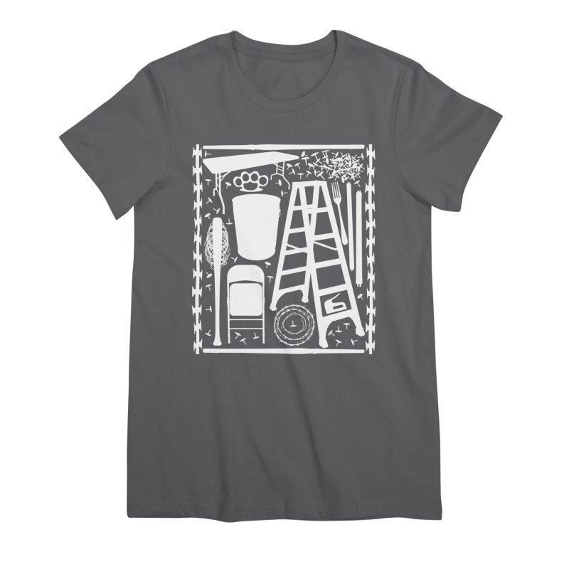 Choose Your Weapon Women's T-Shirt by inbrightestday's Artist Shop