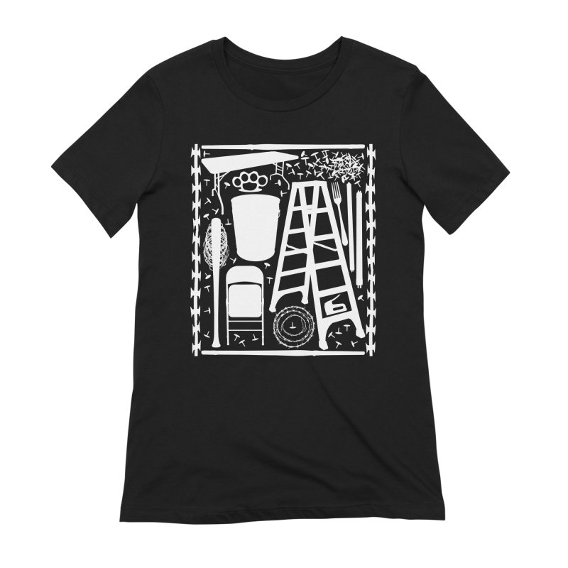 Choose Your Weapon Women's Extra Soft T-Shirt by inbrightestday's Artist Shop