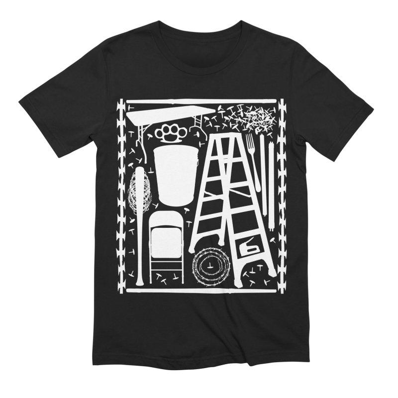 Choose Your Weapon Men's Extra Soft T-Shirt by inbrightestday's Artist Shop