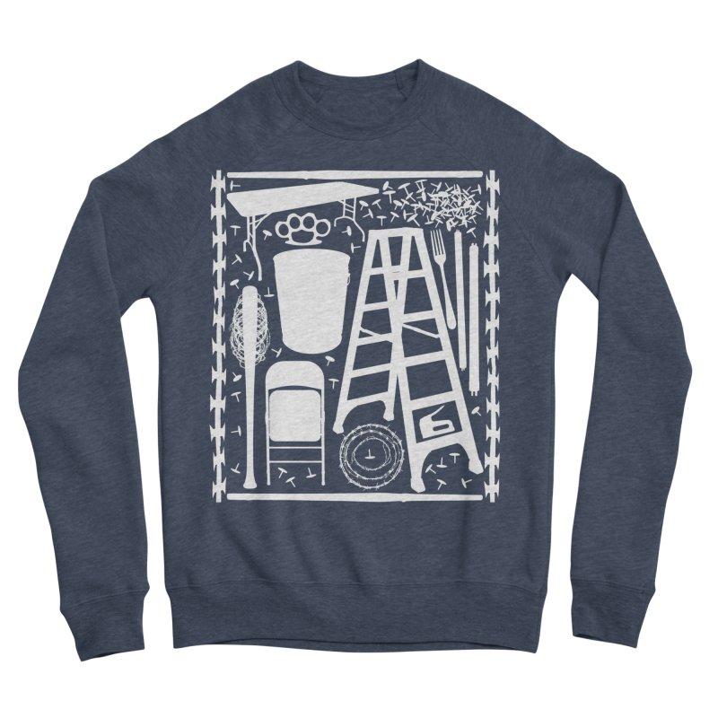 Choose Your Weapon Women's Sponge Fleece Sweatshirt by inbrightestday's Artist Shop