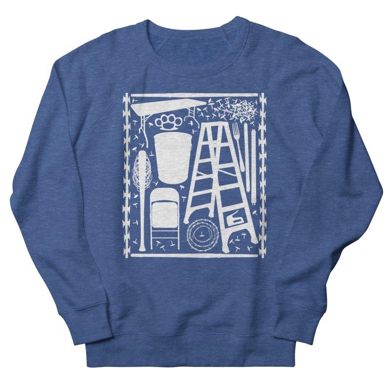 Choose Your Weapon Men's Sweatshirt by inbrightestday's Artist Shop
