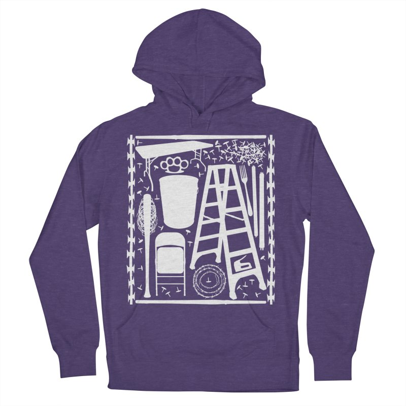 Choose Your Weapon Women's French Terry Pullover Hoody by inbrightestday's Artist Shop