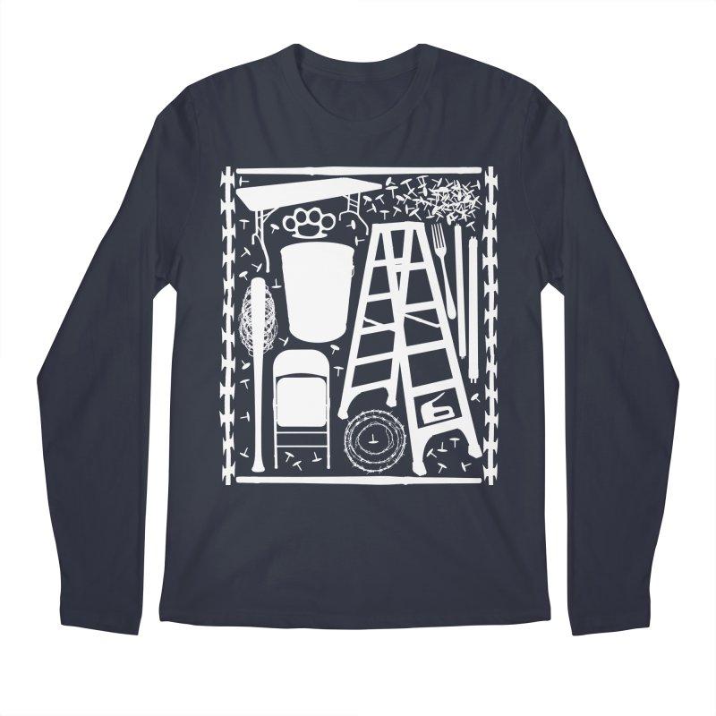 Choose Your Weapon Men's Regular Longsleeve T-Shirt by inbrightestday's Artist Shop