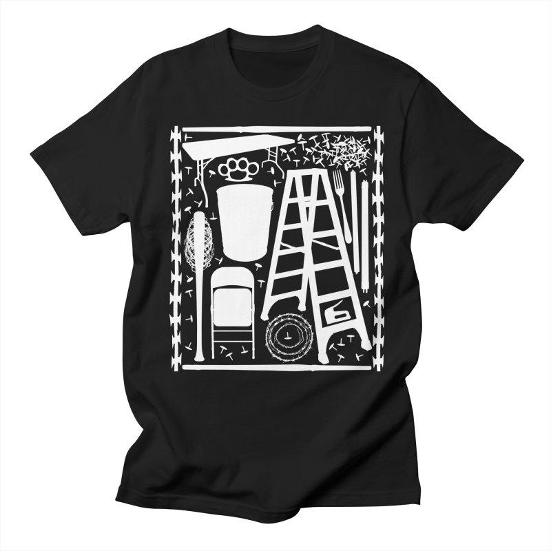Choose Your Weapon Men's Regular T-Shirt by inbrightestday's Artist Shop