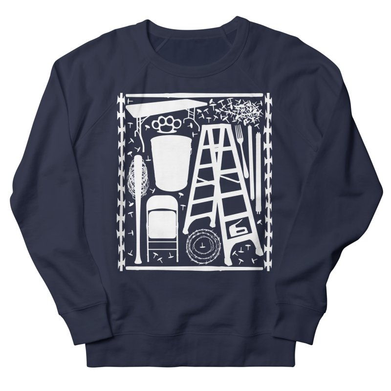 Choose Your Weapon Women's French Terry Sweatshirt by inbrightestday's Artist Shop