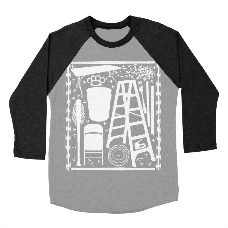 Choose Your Weapon Women's Baseball Triblend Longsleeve T-Shirt by inbrightestday's Artist Shop