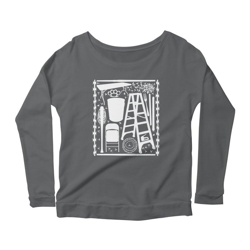 Choose Your Weapon Women's Scoop Neck Longsleeve T-Shirt by inbrightestday's Artist Shop