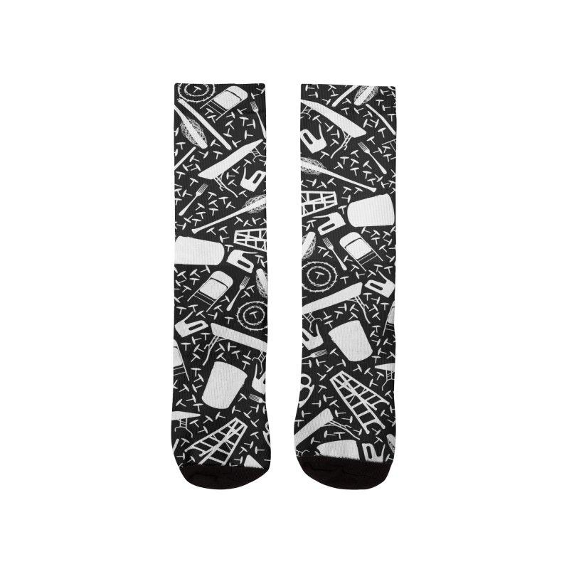 Choose Your Weapon Women's Socks by inbrightestday's Artist Shop